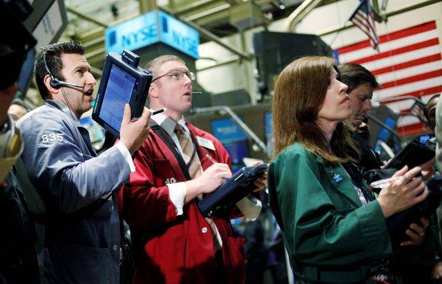 трейдинг индексом доу джонс на нью йоркской бирже trading dow jones NYSE