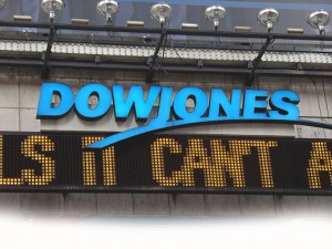 индекс доу джонс index dow jones