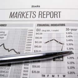 dow jones market report рыночный отчет о торгах индексом доу джонса