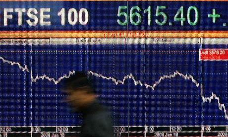 фондовый индекс Великобритании FTSE 100