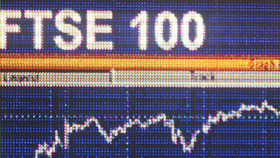 индекс FTSE 100 футси